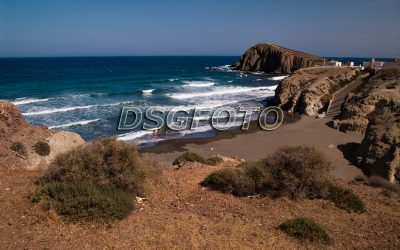 Isleta de Moro, Almería